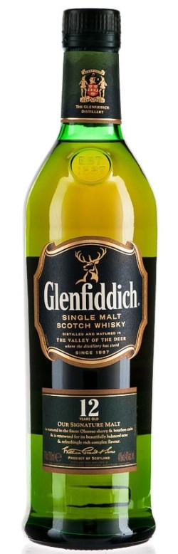 The Dramble reviews Glenfiddich 12 year old