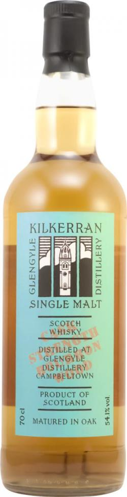 The Dramble reviews Glengyle Kilkerran Work in Progress 7 Bourbon Wood