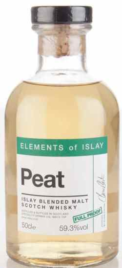 The Dramble's review of Elements of Islay Peat Full Proof