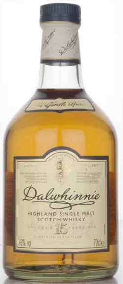 The Dramble's review of Dalwhinnie 15 year old