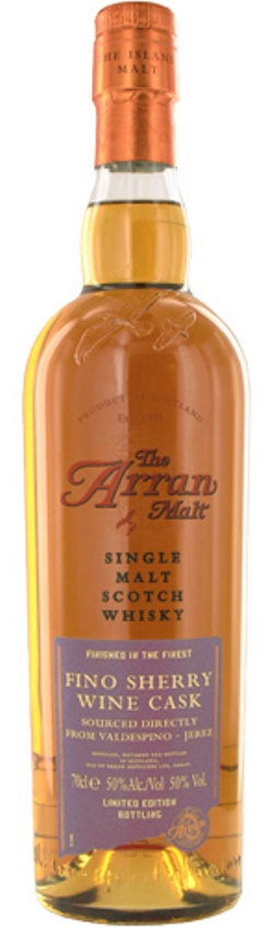 The Dramble reviews Arran 1998 Fino Sherry Wine Cask
