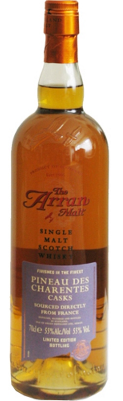 The Dramble reviews Arran 1998 Pineau des Charentes Cask