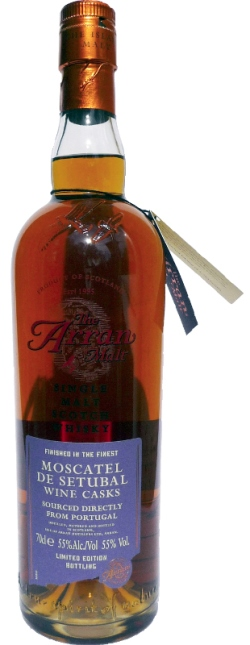 The Dramble reviews Arran 1999 Moscatel de Setubal Wine Cask