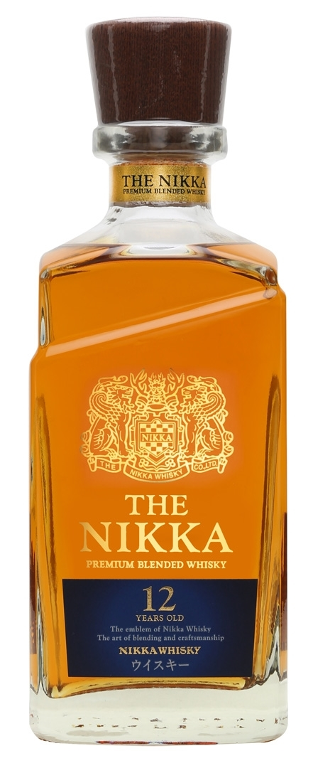 The Dramble reviews The Nikka 12 year old