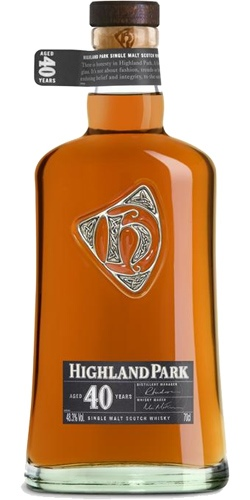 The Dramble reviews Highland Park 40 year old