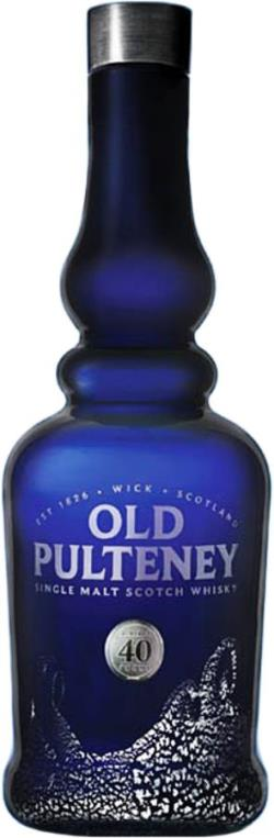 The Dramble reviews Old Pulteney 40 year old