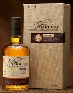 The Dramble reviews Glen Garioch 1978 33 year old Milroy's Exclusive
