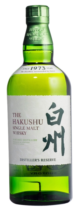 The Dramble reviews Hakushu Distiller's Reserve