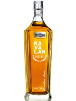 The Dramble reviews Kavalan Classic Single Malt