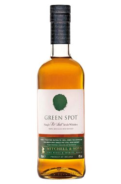 The Dramble's tasting notes for Green Spot Single Pot Still