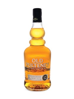 The Dramble's tasting notes for Old Pulteney 12 year old