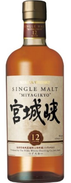 The Dramble's tasting notes for Miyagikyo 12 year old