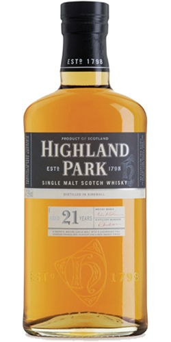 The Dramble's tasting notes for Highland Park 21 year old