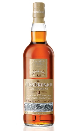 The Dramble's tasting notes for Glendronach 21 year old Parliament