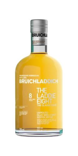 The Dramble's tasting notes for Bruichladdich The Laddie 8 year old