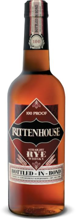 The Dramble's tasting notes for Rittenhouse Straight Rye 100 Proof