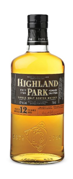 The Dramble's tasting notes for Highland Park 12 year old