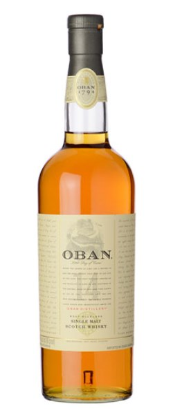 The Dramble's tasting notes for Oban 14 year old
