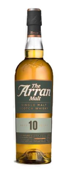 The Dramble's tasting notes for Arran 10 year old