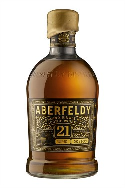 The Dramble's tasting notes for Aberfeldy 21 year old