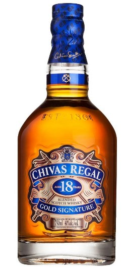 The Dramble's tasting notes for Chivas Regal 18 year old Gold Signature