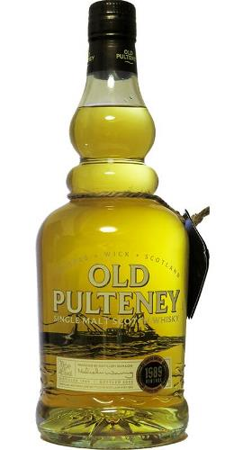 The Dramble's tasting notes for Old Pulteney 1989 Vintage