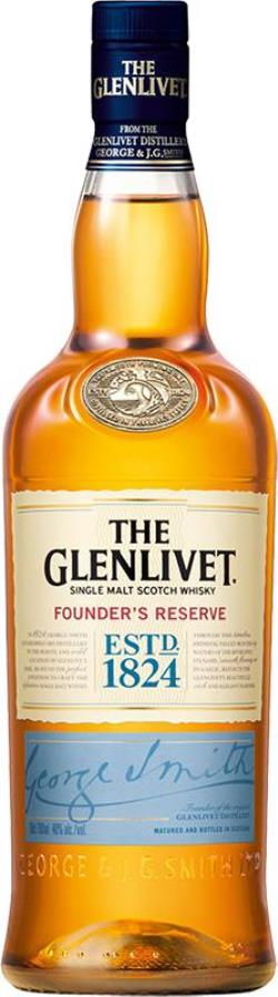 The Dramble's tasting notes for Glenlivet Founder's Reserve