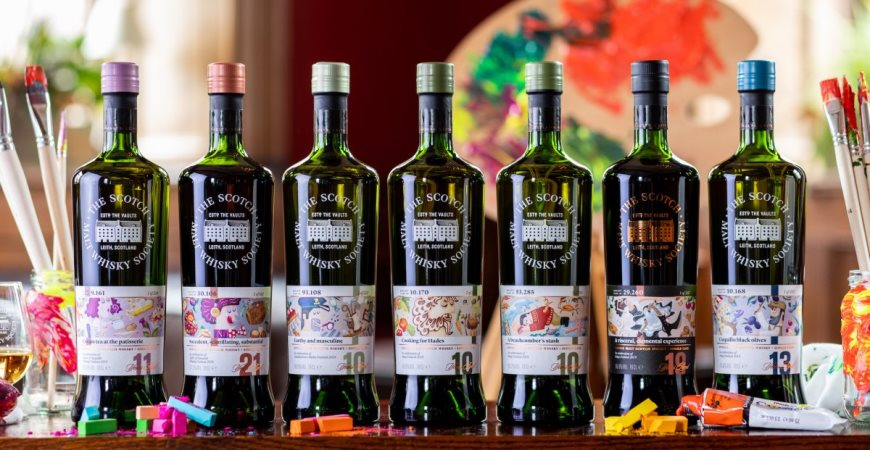 SMWS Campbeltown Virtual Tasting